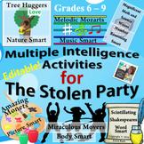 The Stolen Party Multiple Intelligence Activities
