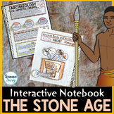 The Stone Age | Early Humans Interactive Notebook Google C