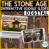 The Stone Age Google Classroom Distance Learning |  Digita