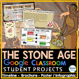 The Stone Age Projects for Google Classroom