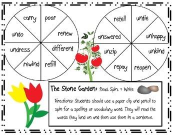 The Stone Garden Games