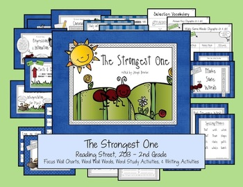 The Stongest One - Reading Street, 2013, 2nd Grade