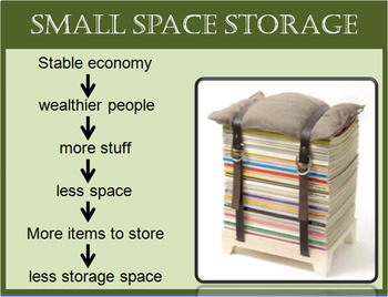 The Storage paradox - Our next serious problem – ESL adults and kid conversation