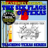 The Stories Behind the SIX FLAGS OF TEXAS