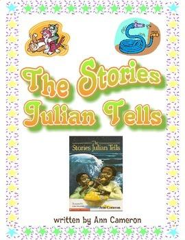 The Stories Julian Tells Binder Cover
