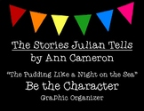 The Stories Julian Tells Chapter 1 Character Analysis Grap
