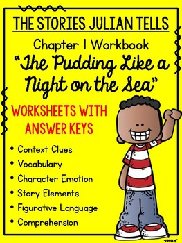 The Stories Julian Tells, Chapter 1: The Pudding Like a Night on the Sea No Prep