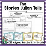 The Stories Julian Tells - Common Core Text Exemplar Literature Unit