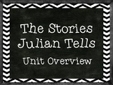 The Stories Julian Tells Louisiana ELA Guidebooks Unit Overview