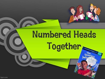 The Stories Julian Tells Numbered Heads Together Text Talk 2