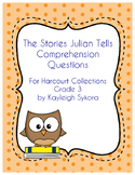 The Stories Julian Tells - Quiz - Harcourt