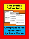 The Stories Julian Tells Reading Comprehension Packet