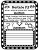 The Stories Julian Tells Restate the Question Activity Sheets