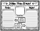 The Stories Julian Tells Then and Now Graphic Organizer