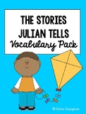 The Stories Julian Tells Vocabulary Pack