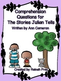 The Stories that Julian Tells Comprehension Questions