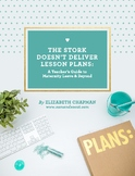 The Stork Doesn't Deliver Lesson Plans: A Teacher's Guide to Maternity Leave