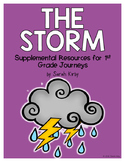 The Storm 1st Grade Journeys Supplemental Resources