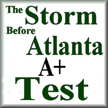 The Storm Before Atlanta Test