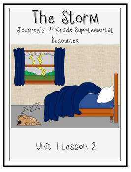 The Storm {Journey's Lesson 2}