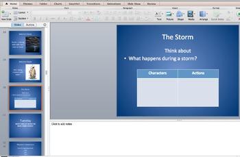 The Storm- Journeys