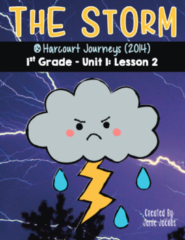 The Storm (Journeys 1st - Supplemental Materials)