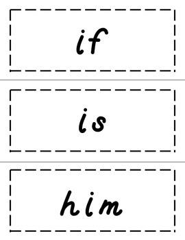 The Storm Journeys First Grade Spelling Wall BLACK Hello D'Nealie Font