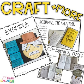 The Storm Journeys First Grade Supplement Activities Lesson 2