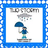 The Storm- First Grade Supplemental Unit