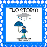 The Storm- First Grade Supplemental Unit