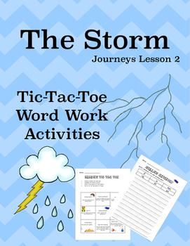 The Storm Journeys Lesson 2