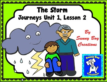 The Storm Journeys Unit 1 Lesson 2