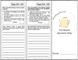 The Stormi Giovanni Club - 5th Grade Reading Street
