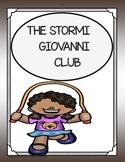 The Stormi Giovanni Club - ( 5th Grade Reading Street) Trifolds