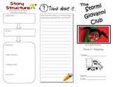 The Stormi Giovanni Club trifold (Grade 5 Unit 4 - Story 4)