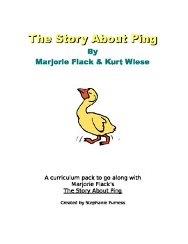The Story About Ping Curriculum Pack