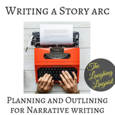The Story Arc - Narrative Writing Planning and Outlining