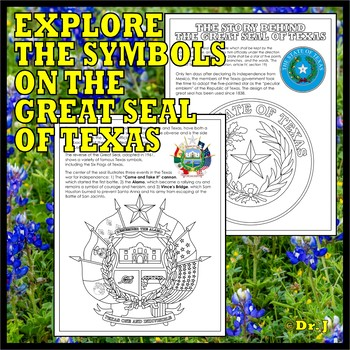 The Story Behind...THE GREAT SEAL AND THE FIRST STATE SYMBOL