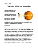 The Story Behind the Human Eye