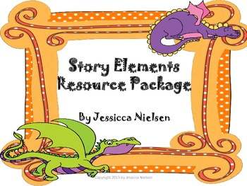 The Story Elements Resource Package