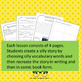 "Spanish Pastimes PACKET of ""mad libs"" type games! Spanish parts of speech"