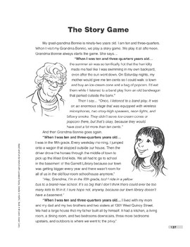 The Story Game (Lexile 970)