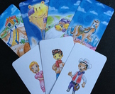 The Story Maker Create a Story Cards