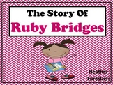 The Story Of Ruby Bridges: Literacy Activities (CCSS aligned)
