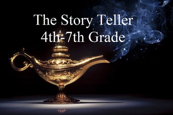 The Story Teller 4th-7th Grade - Home Edition