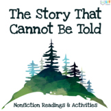 The Story That Cannot Be Told: Nonfiction Readings, Activi