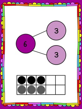 The Story of 6 Print + Learn Math Kit