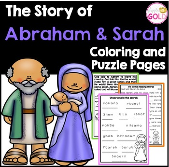 Isaac is born to Abraham and Sarah when they are old. Bible ... | 346x350
