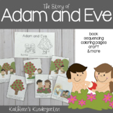 The Bible Story of Adam and Eve