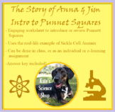 The Story of Anna & Jim - Punnett Square Intro/Review